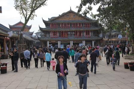 黄龍渓古鎮9