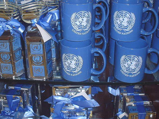 アメリカのコタツ -美国的生活- 国連その2 United Nations Part2