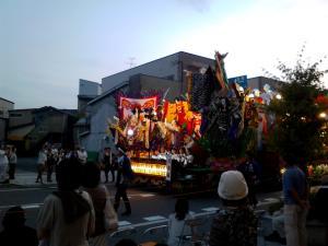 久慈秋祭り③