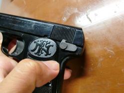M1910 安全装置