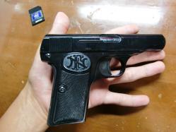 M1910 手のひら