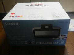 PIXUS MP610 外箱
