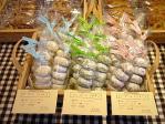 スノーボール(くるみ・抹茶・イチゴ)