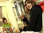 【無修正】本番よりエロぃAV女優達の打ち上げパーティー!