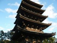 奈良-興福寺五重塔