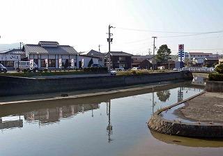 shizuki river