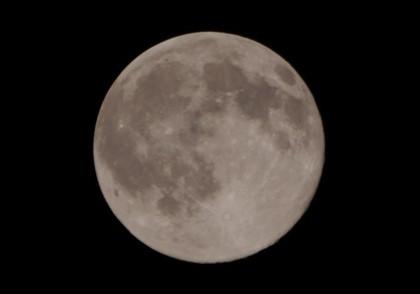 比較はできないが、今宵も良い月だ