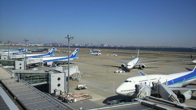 110310 羽田空港1