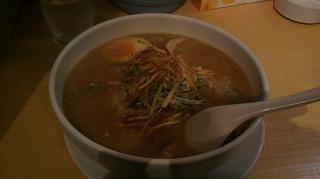 札幌の麺屋 雪風2