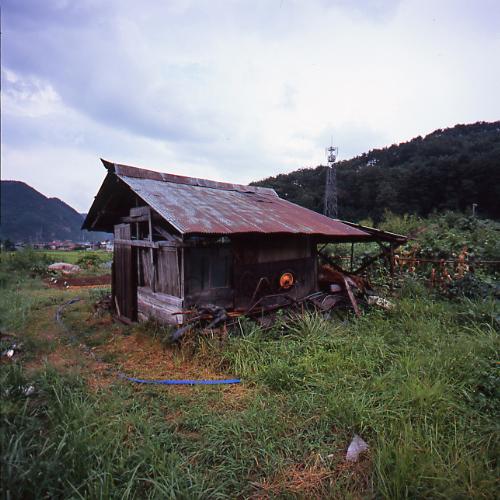 農機具小屋 1