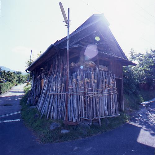 農機具小屋2