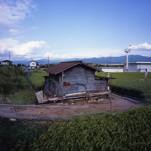 農機具小屋3