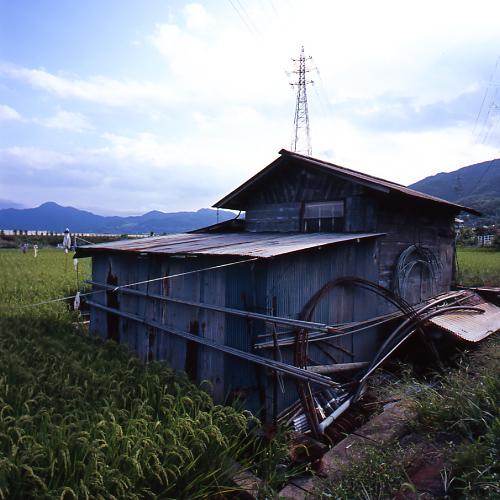 農機具小屋7