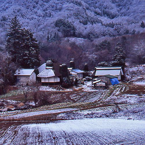 農機具小屋