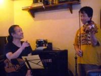 g村山義光講師と受講者バイオリン奏者