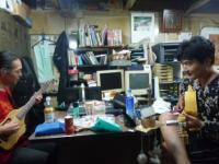 g村山義光氏とお弟子さんYabさん