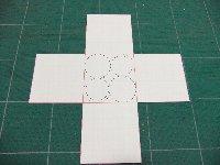 酸化鉄型紙