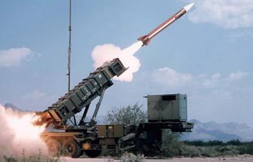 PAC-3弾道ミサイル迎撃システム