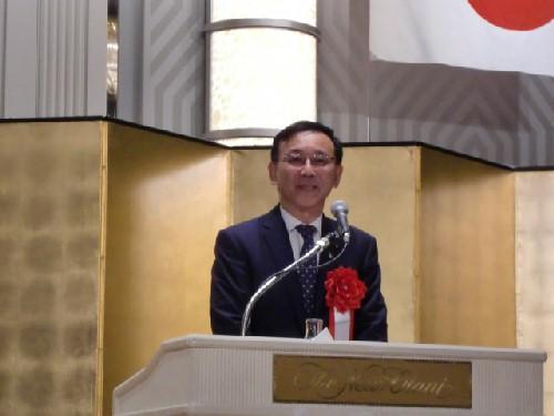 11月3日自民党大会2