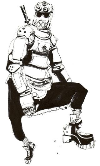スコープ忍者
