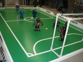 サッカー練習会