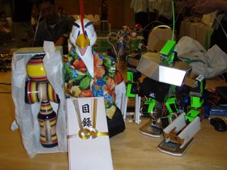 剣玉型トロフィー