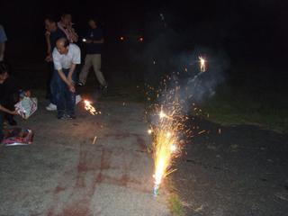 大人の花火②