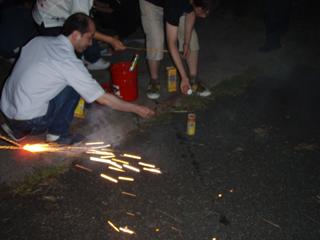 大人の花火④
