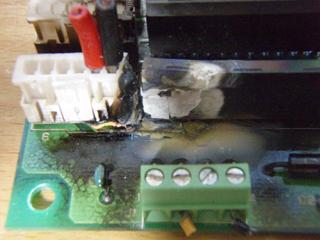 旧NC制御基板