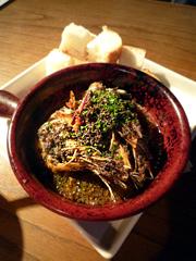 中央区赤坂の残葉(ざんぱ)で和洋折衷な料理を堪能!