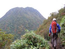 妙高山全景