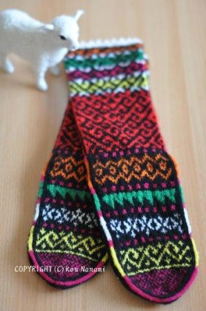 トルコ伝統靴下