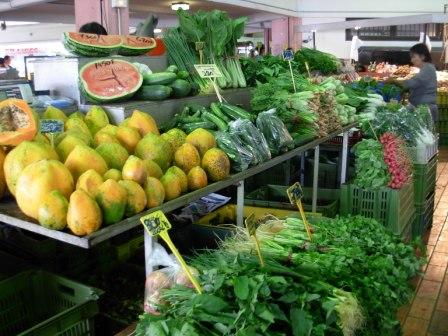ニューカレの野菜