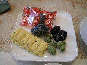 中国茶菓子