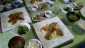 2011年6月22日料理教室
