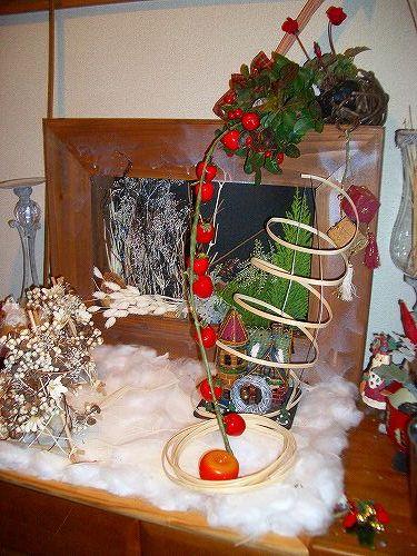 クリスマスデザイン2007