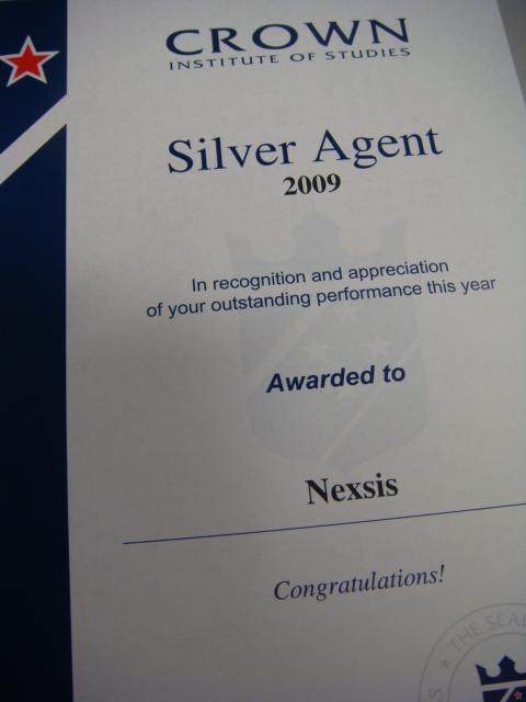 crown Silver2009