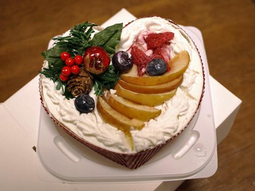 111228誕生日ケーキ