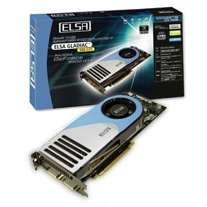 ELSA NVIDIA GeForce8800GTX 768MB