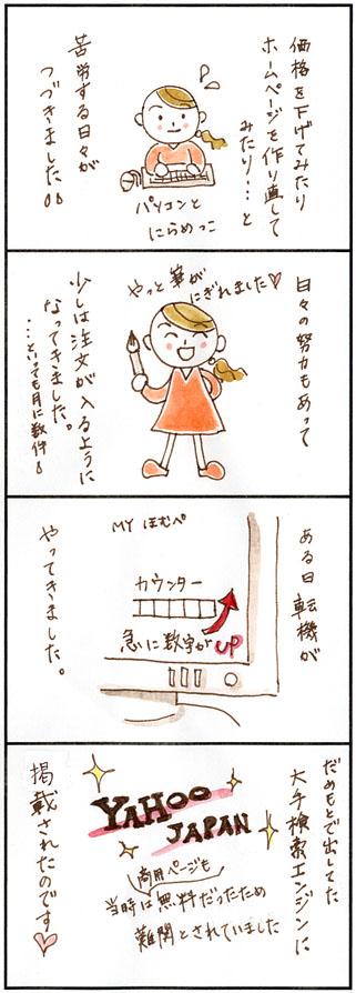 4コマ漫画ブログ14
