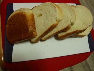 カルピス食パン