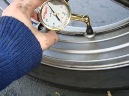 9-18 tire air