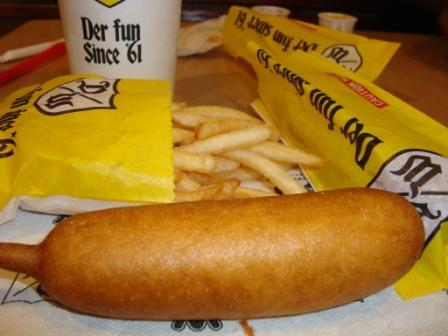 9-17 corn dog