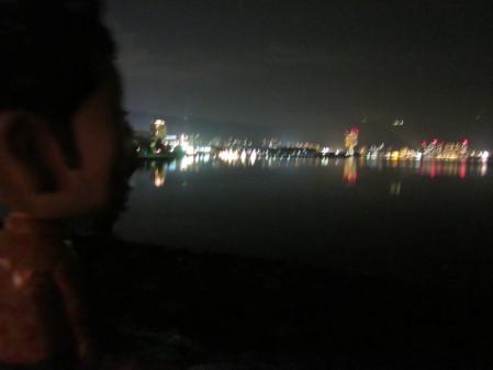 びわ湖ライトアップ