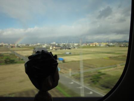 綺麗な虹だなぁ