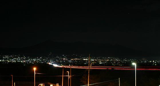 夜景撮影♪
