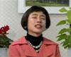 創価学会の広報ビデオに出演している久本雅美