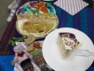 あすケーキ