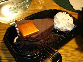 GODIVAチーズケーキ