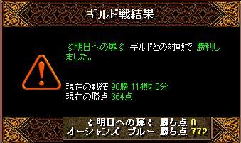 8月12日「明日への扉」結果